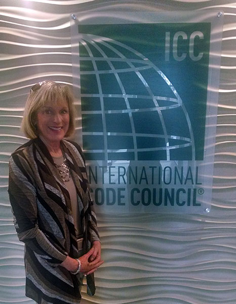 Lisa Leighton at ICC