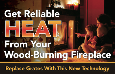 Reliable Heat with Earth's Flame
